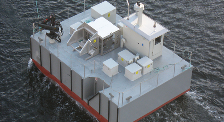 Dødfiskflåte DF-100 Havsterk 4