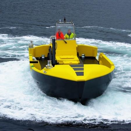 Servicebåt, Havsterk, HAVtruck