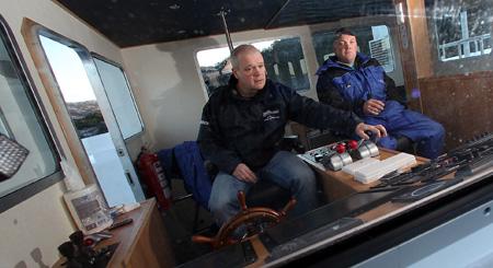 Multifunksjonell servicebåt, Havsterk