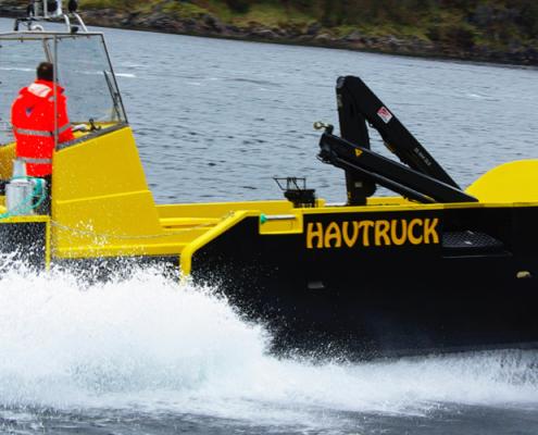 Multifunksjonell servicebåt, HAVtruck - Havsterk