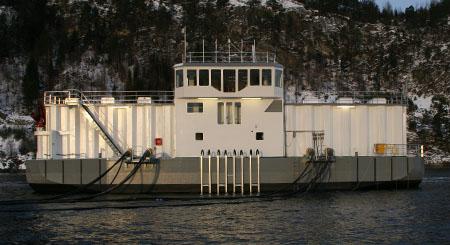 Fôrflåte Havsterk HAV 400